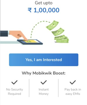 Want Digital credit ! Best Pay Later App in India for