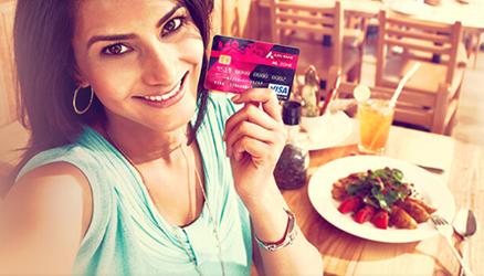 Axis Bank Rewards+ Debit Card