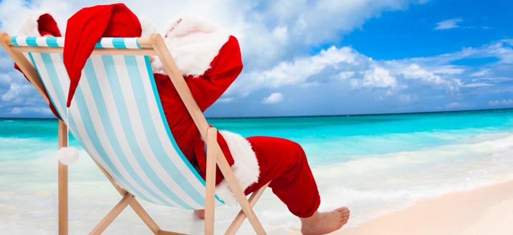 Trascorrere Natale e Gennaio al Caldo