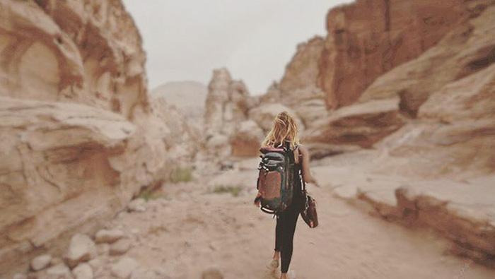 Il giro del mondo a soli 27 anni, Cassandra è una Wanderlust