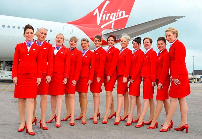 Le migliori divise delle compagnie aeree