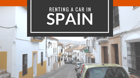 Planning a trip to Southern Spain? Rent a car and go on a mini road trip through Andalucia! Driving in Spain is easier than you think.
