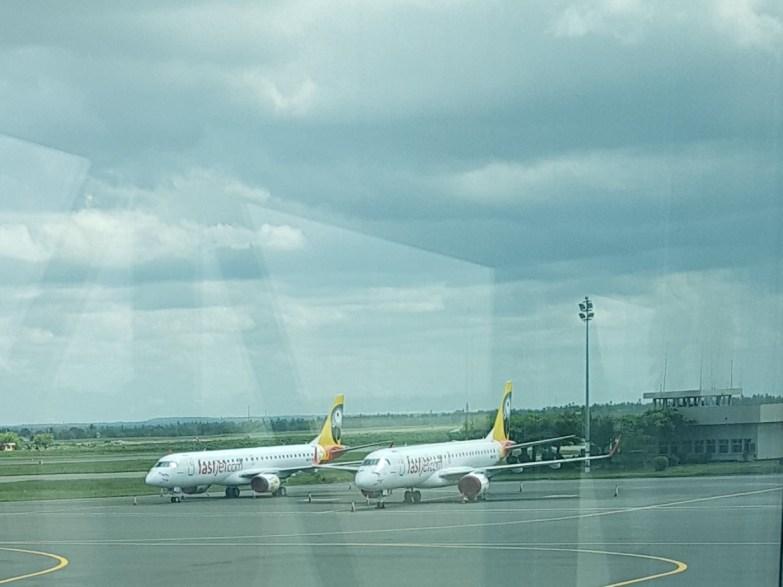 Fastjet Airplanes