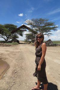 Serengeti safari outfit