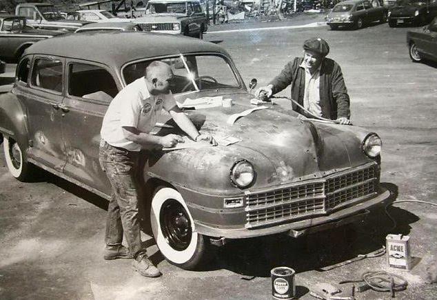 Solesbee Auto Crafts 1972