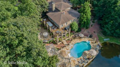 Solia Media Real Estate Photography Conyers Georgia Drone Work