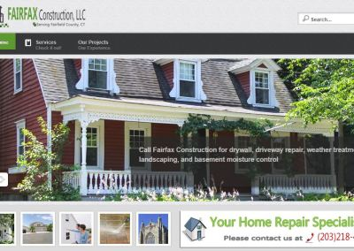 FAIRFAX CONSTRUCTION – CONNECTICUT