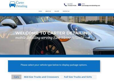 Carter Mobile Detailing – Serving East Metro