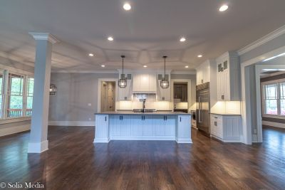 Best Real Estate Photos - Solia Media - Great Room and Kitchen -2272 Abby Ln NE, Atlanta, GA 30345
