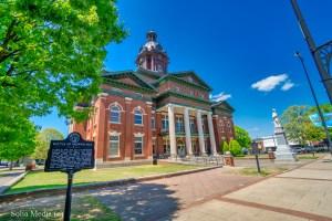 Coweta County Courthouse - Newnan, Georgia - by Solia Media