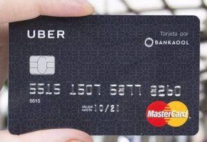 Cartão de Crédito UBER