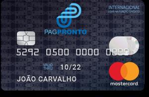 Solicitar Cartão de Crédito PagPronto