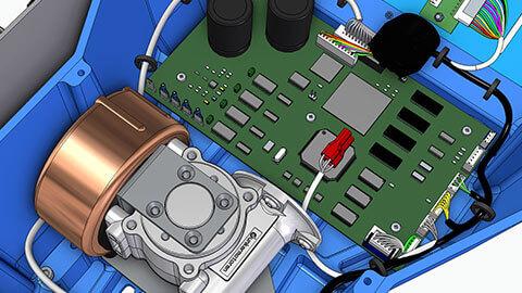 Solid Edge PCB設計