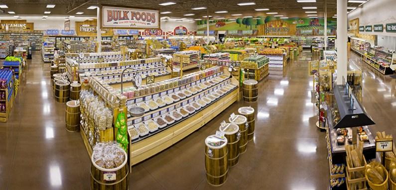 Sprouts Farmers Market interior