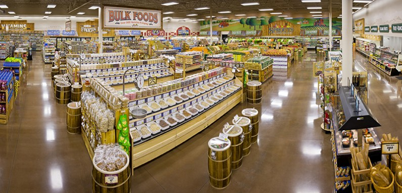 Sprouts Farmers Market interior