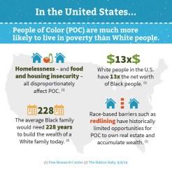 Solid Ground's Undoing Racism brochure - US stats