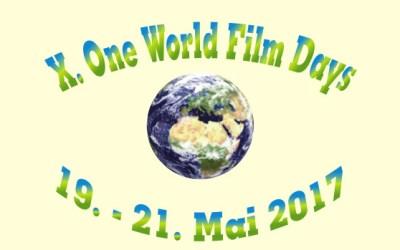 X. One World Film Days