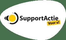 Logo Support Actie