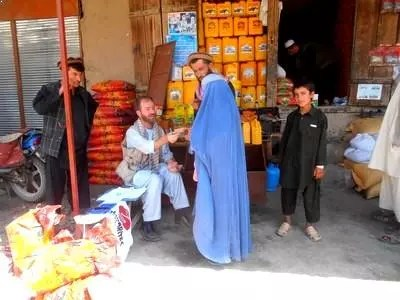Afghanistan distributions alimentaires