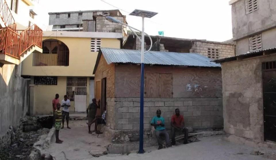 Fondation Groupe EDF Haïti SOLIDARITES INTERNATION