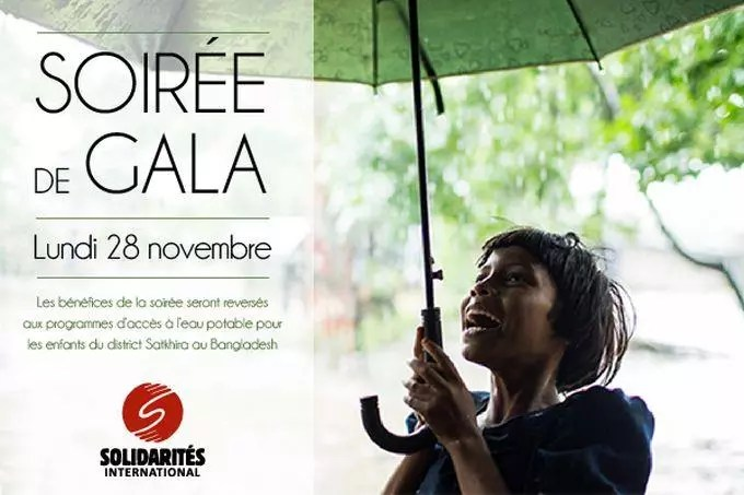 Gala Solidarités International