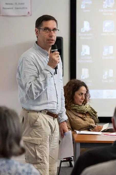 Hervé Hutin SOLIDARITÉS INTERNATIONAL
