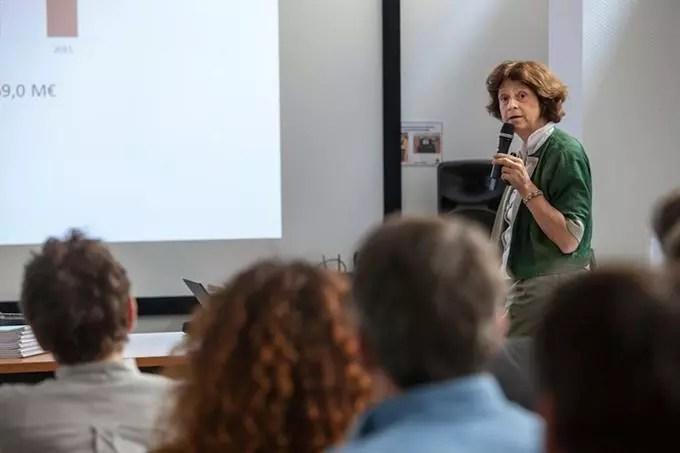 Sylvie Rosset SOLIDARITÉS INTERNATIONAL