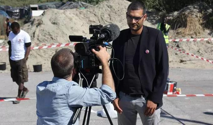 aide humanitaire Calais