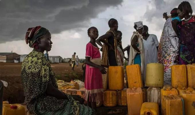 Aide humanitaire Soudan du Sud