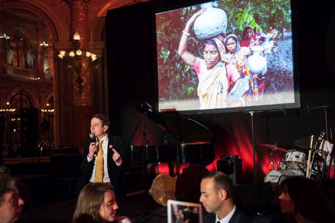Gala 2016 solidarités international