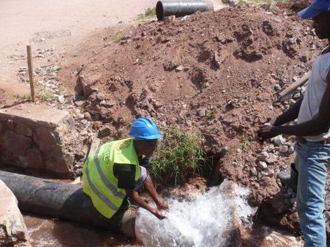 Kalémie accès à l'eau