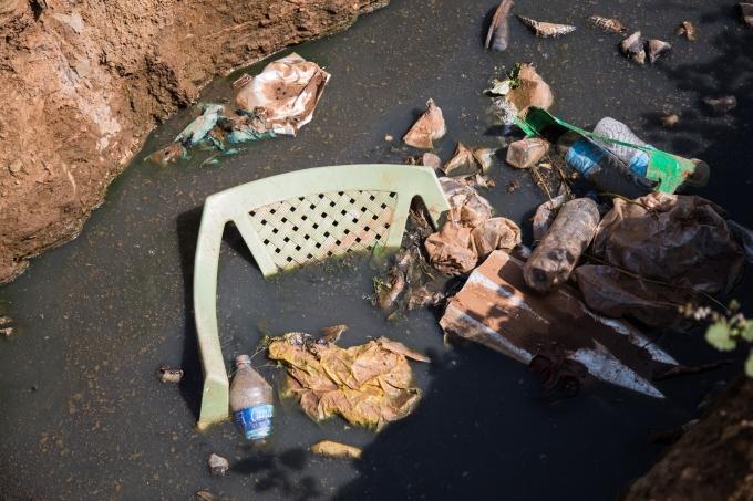 Soudan du Sud assainissement