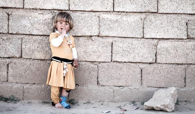irak enfant