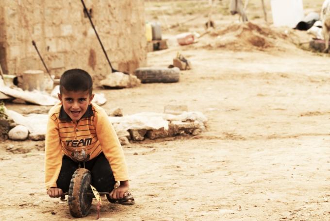enfant Irak