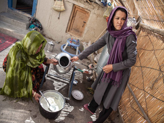 zahra afghanistan