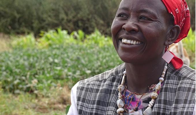 Kenya femme