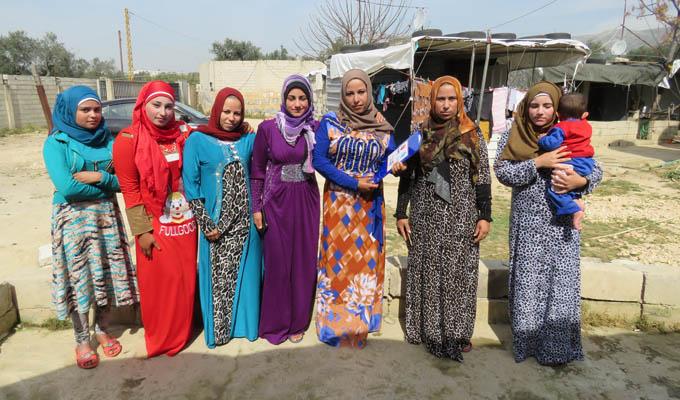 femmes liban