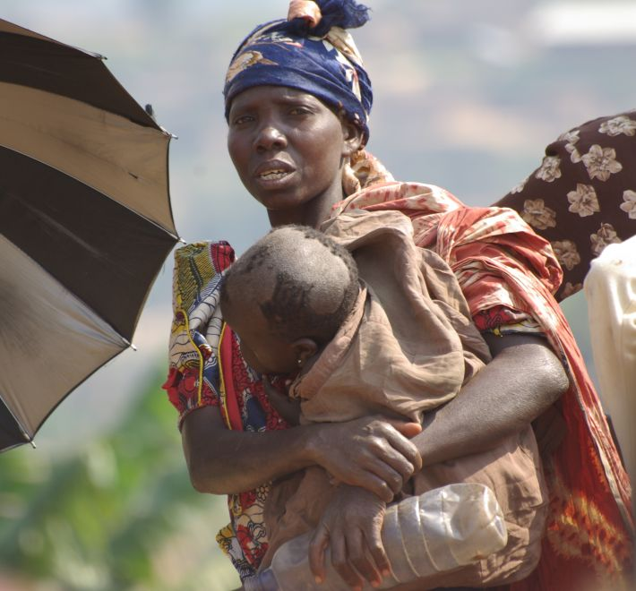 RDC Kasaï femmes enfants