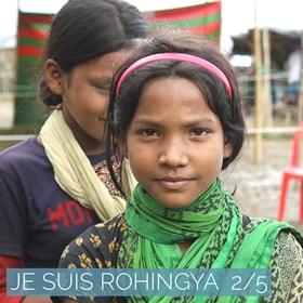 témoignage Rohingya