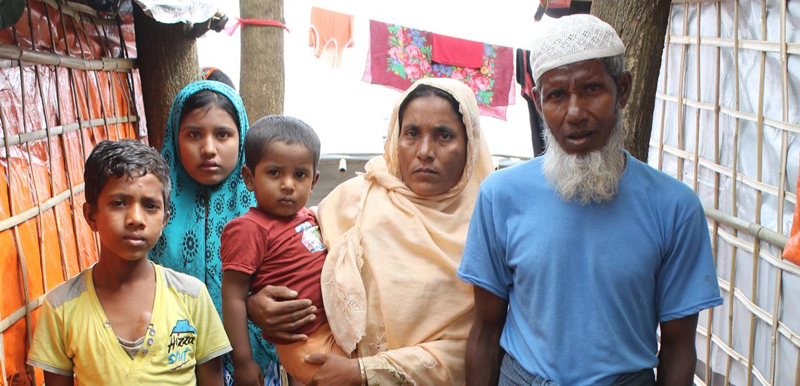 Rohingyas Bangladesh