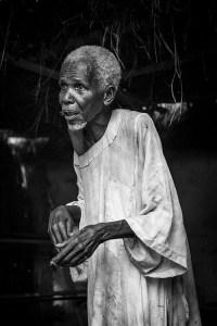 vieil homme Raja
