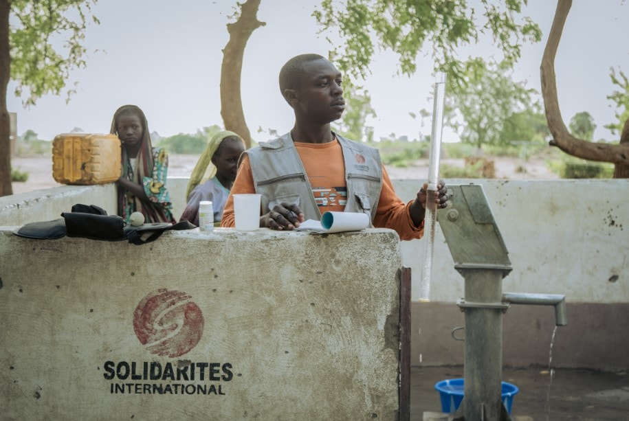 Cameroun puits eau potable