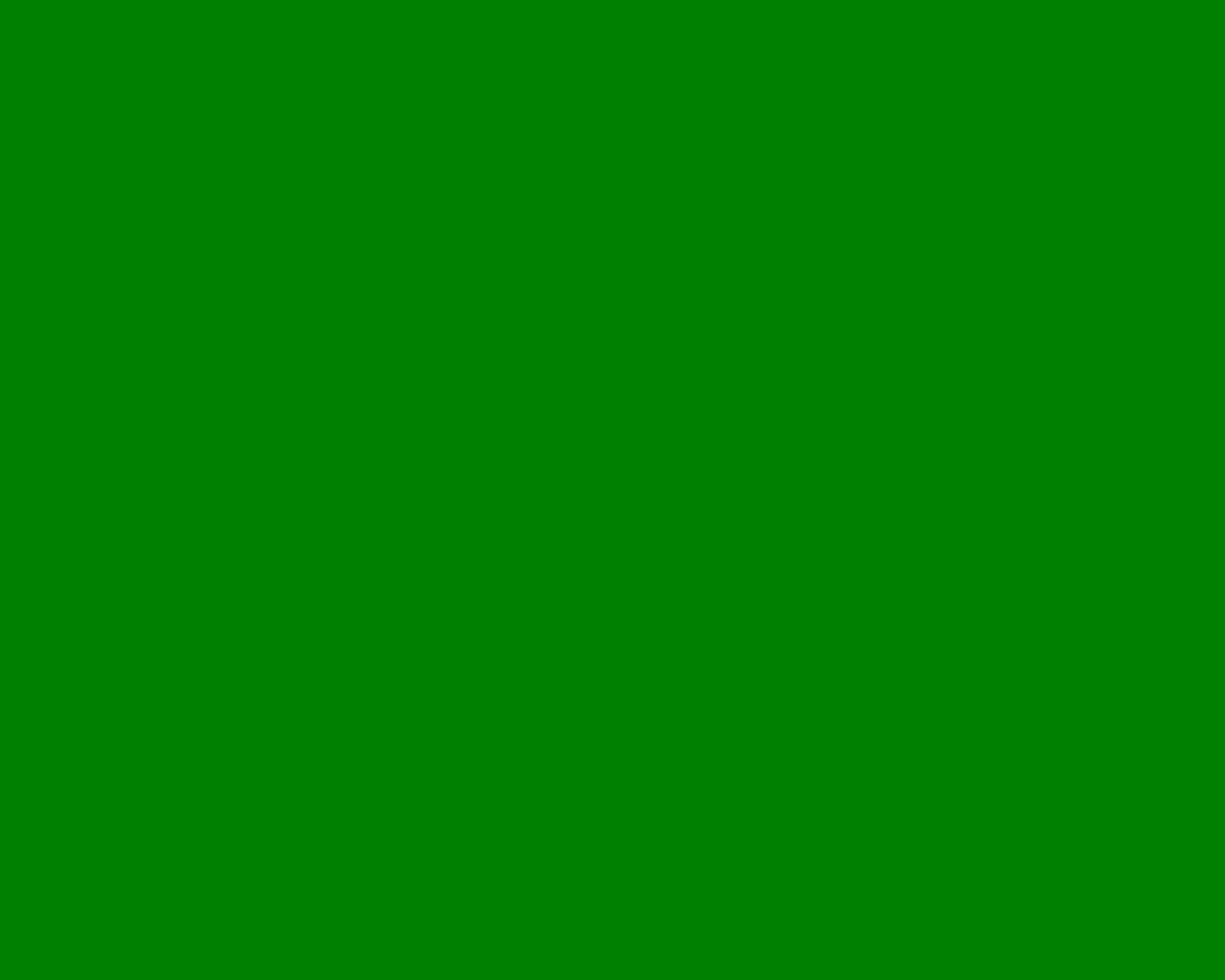 X Office Green Solid Color Background