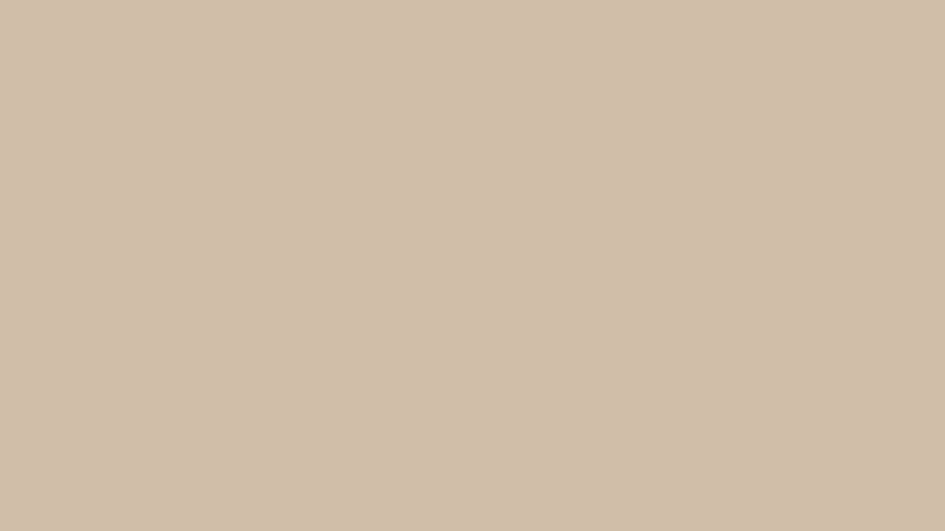 1920x1080 Dark Vanilla Solid Color Background