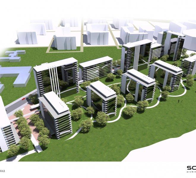 Дружба 2 Сити Хоум Експо Урбанистично проучване 10