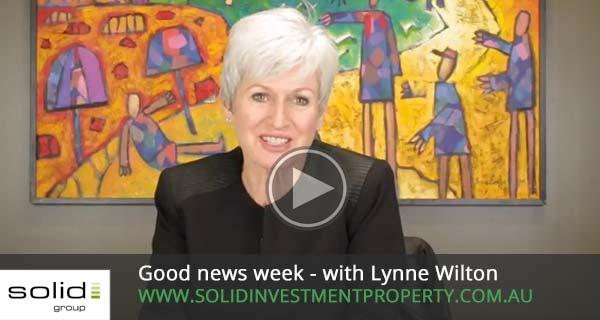 Good news week – with Lynne Wilton