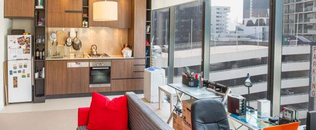 ILK Apartment interior