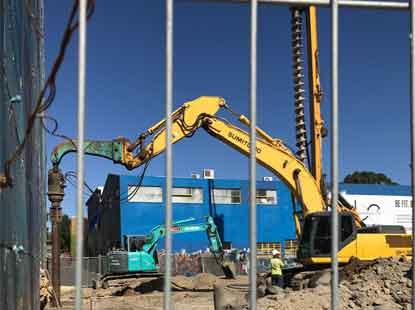 Construction Updates Rima 2017