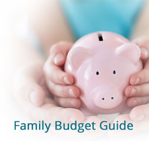 family budget guide preview