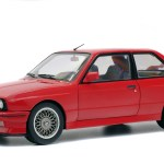 Bmw E30 M3 Red 1986 Solido